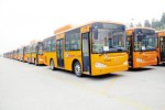 The city of Xiamen will have 50 Kinglong CNG buses