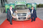 General Motors launched the Aveo, a new CNG sedan