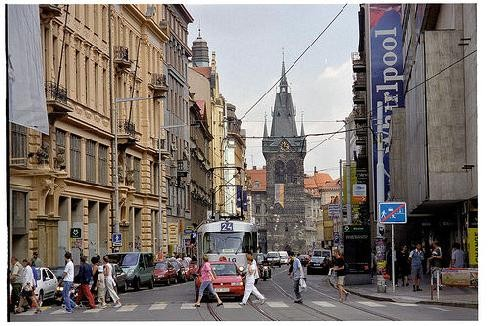 Fifth CNG station opened in Prague