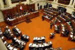 Peruvian Congressmen discuss the import of CNG buses
