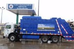 Maryland's city introduces CNG refuse trucks