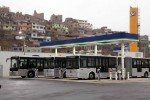 Peru: the first CNG station of the Metropolitan corridor was inaugurated