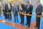 The vice mayor of Rome inaugurated the fair