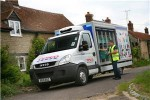 Grocery chain tests liquid biomethane fuel for its delivery fleet