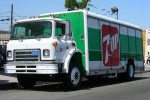 Seven-up to convert its fleet to compressed natural gas