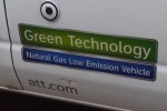 AT&T strengthens its project to adopt clean burning fuels