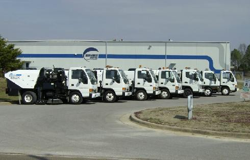 Compressed natural gas sweepers to clean Fresno's streets