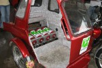 Tricycles in Philippines turn to CNG