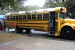 Florida's district introduces CNG school buses