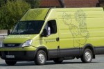 Cutting Vans emissions to 175gr/km by 2016