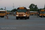 Oklahoma's city to run its entire school fleet on CNG