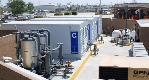Trillium Cng Joins Golden Eagle To Build Two Fueling Stations In