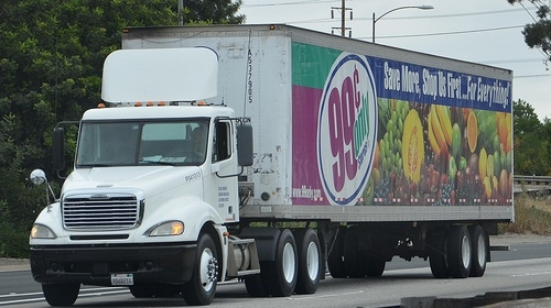 Ryder Delivers Heavy Duty Natural Gas Truck Fleet To 99 Cents Only Stores
