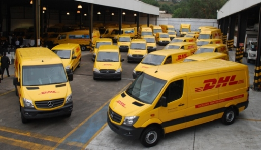 Dhl Express Mexico Adds 20 Cng Vans And Boosts Alliance With