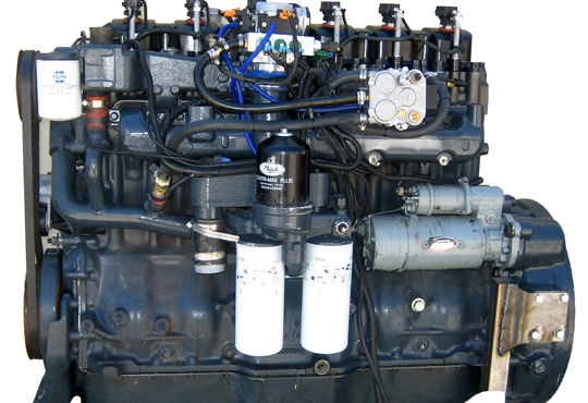 Omnitek now offers diesel-to-natural gas conversion of Mack E7