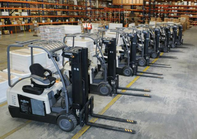 Walmart Adds Hydrogen Filling Site And Fuel Cell Forklifts NGV Journal