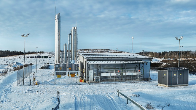Finland: City of Lahti hosts the largest biogas plant in