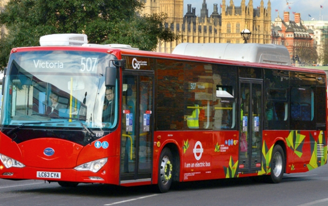 TfL-goes-all-electric