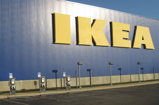 ikea canada will install ev charging stations nationwide