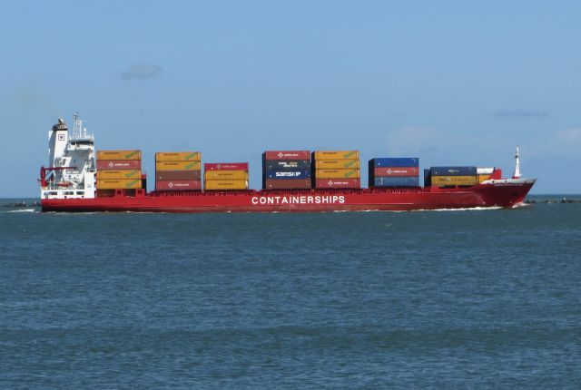 Shell will supply and bunker LNG to European container ship fleet