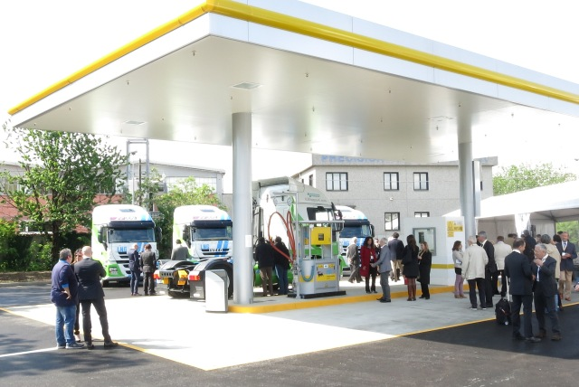 Natural Gas Stations >> Eni Plans To Expand Natural Gas Station Infrastructure In Italy