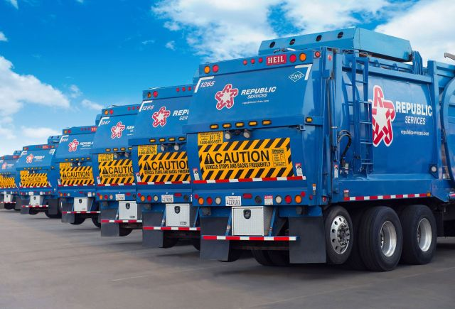 Republic Services increases biogas use to power fleet and cut
