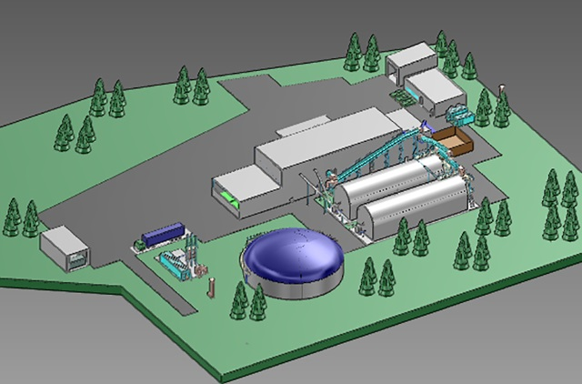 Sweden: new biogas plant will open to produce fuel for buses