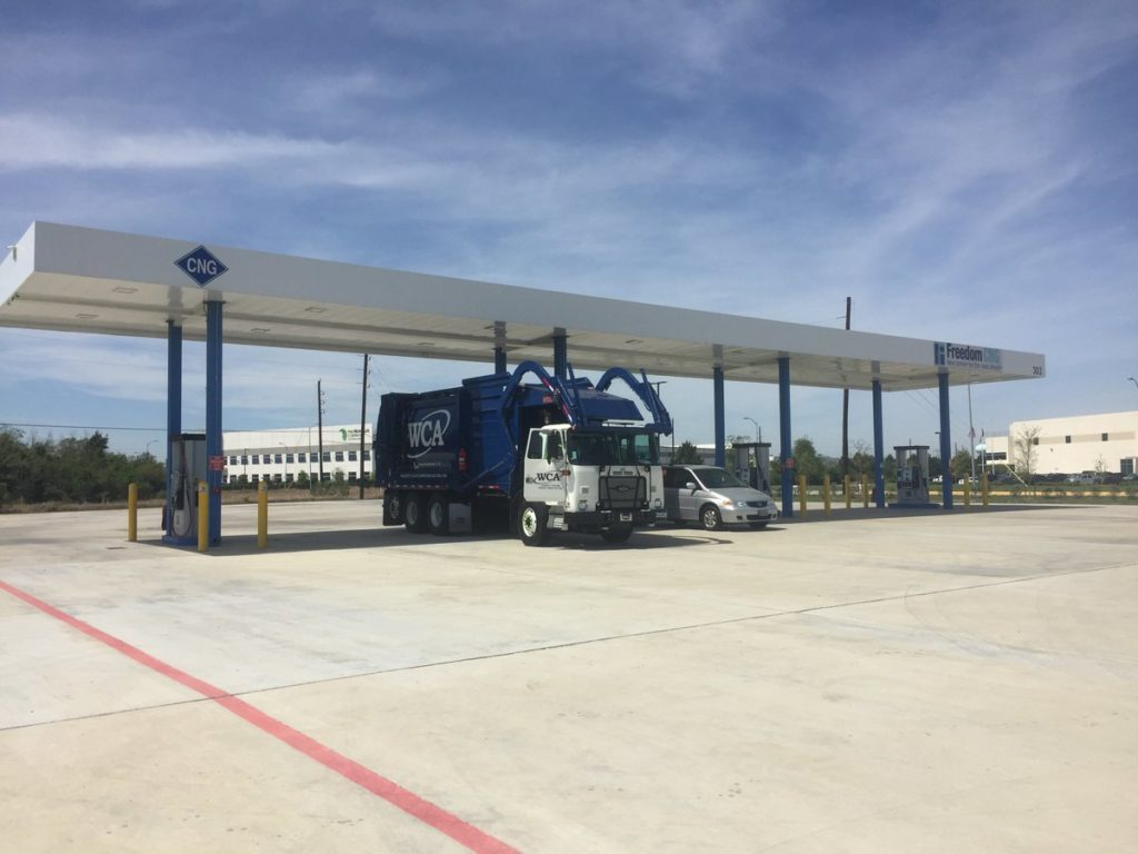 NGVAmerica welcomes new heavy-duty CNG system inspection